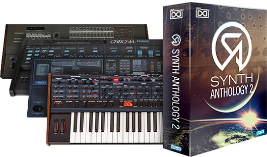 UVI Synth Anthology 2レビュー