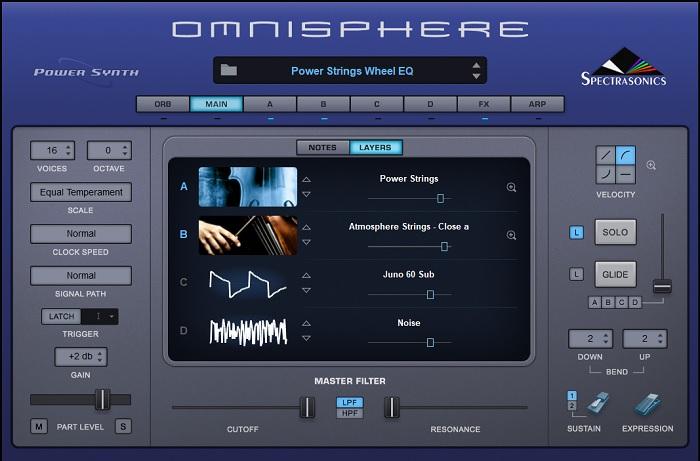 Omnisphere 2のCPU負荷対策について