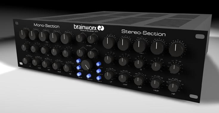 M/S処理マスタリングEQの決定版 Brainworx「bx_digital V3」レビュー