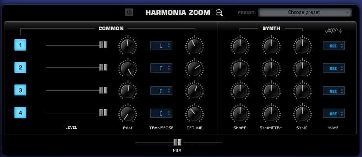 harmoniazoom